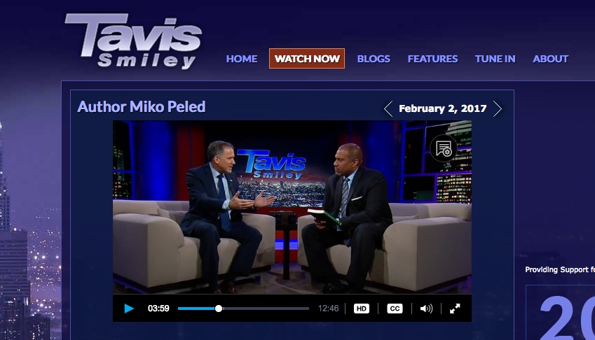 Miko on Tavis Smiley