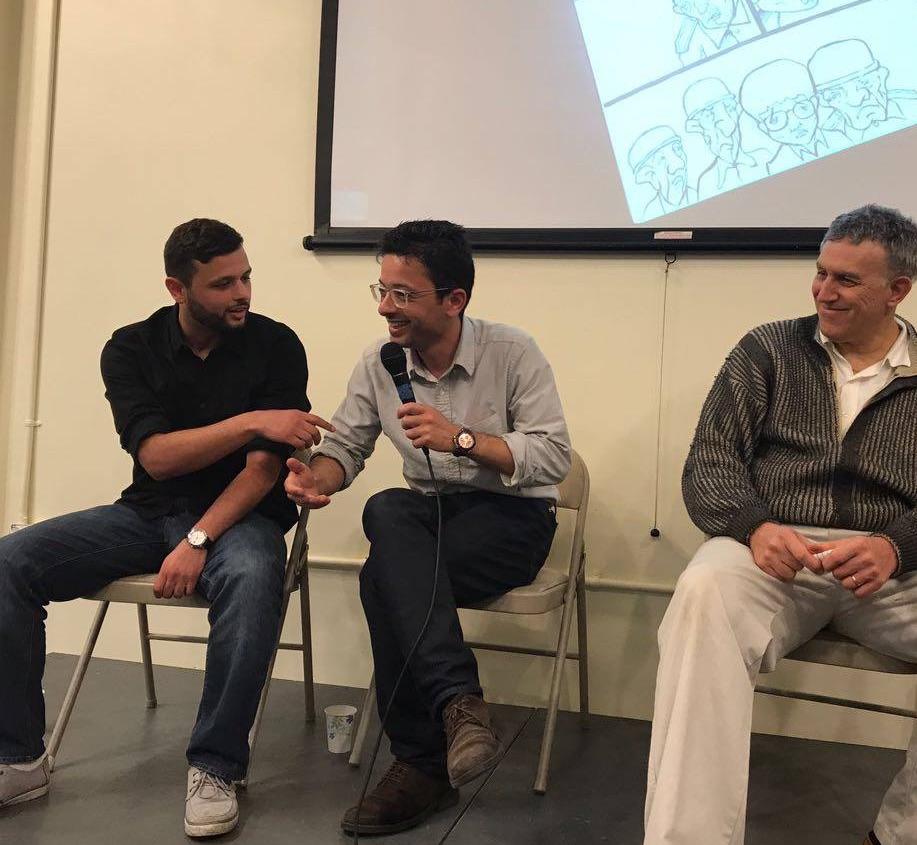 Mohammad w Aarab Barghouthi, Khalil Bendib, SF